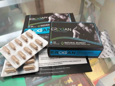 Erogan tablete za potenciju, gdje kupiti, komentarirecenzije