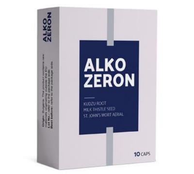 Liječenje alkoholizma Alkozeron, cijena, ljekarne, letak, forum, mišljenja
