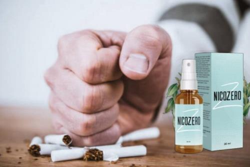 NicoZero sprej lijek za ovisnost o duhanu, sastojci, Hrvatska