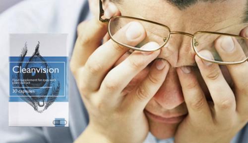 Tretman za oči Clean Vision, sastojci, način primjene, Hrvatska