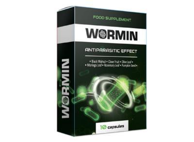 Wormin protiv parazita, cijena, mišljenja, test, forum, ljekarna
