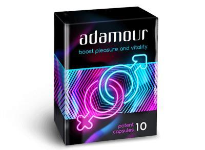 Adamour kapsule za erekciju i potenciju - cijena, mišljenja, ljekarna, recenzije, gdje kupiti