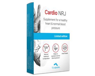 Cardio NRJ za hipertenziju - ljekarna, cijena, mišljenja, komentari, test, forum, Hrvatska