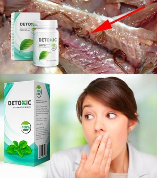 Detoxic tablete za črevesne parazite, recenze, názory, Slovenija