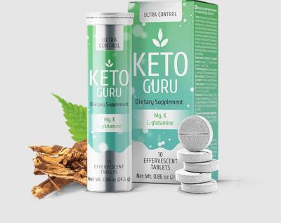 Tablete za hujšanje Keto Guru - ocene, cena, lékárna, učinki, mnenja