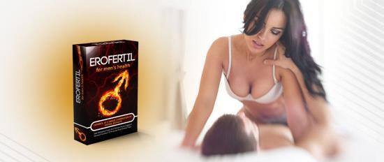 Tablete za potenco Erofertil, recenze, ocene, Slovenija