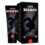 BigBoy gel na zvětšení penisu - cena, názory, diskuze, lékárna, kde koupit