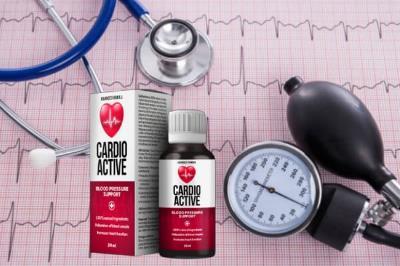 CardioActive je léčba vysokého krevního tlaku, hodnocení, Česká Republika