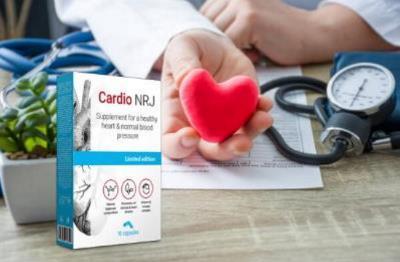 Cardio NRJ léčba hypertenze, hodnocení, fórum, Česká Republika