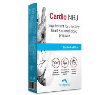 Cardio NRJ tablety - kde koupit, cena, lékárna, diskuze, názory, učinki