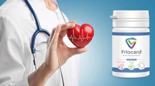 Friocard pilulky na hypertenzi, složení, hodnocení, Česká Republika