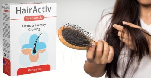 HairActiv zabraňuje vypadávání vlasů, fórum, složení, Česká Republika