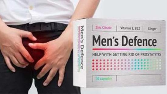 Men`s Defense léčba prostaty, složení, zkušenost, Česká Republika