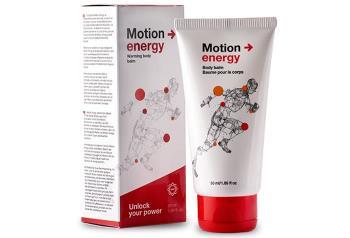 Motion Energy - názory, cena, lékárna, fórum, kde koupit
