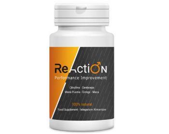 ReAction tablety - lékárna, učinki, cena, názory, diskuze, kde koupit