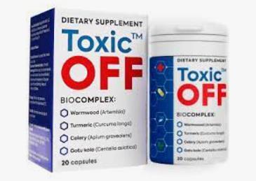 Toxic Off - názory, lékárna, cena, učinki, fórum, kde koupit
