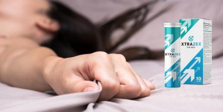 Výkonné pilulky Xtrazex, složení, Česká Republika